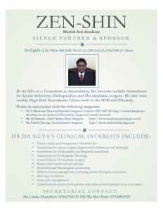 Zen-Shin sponsor certificate