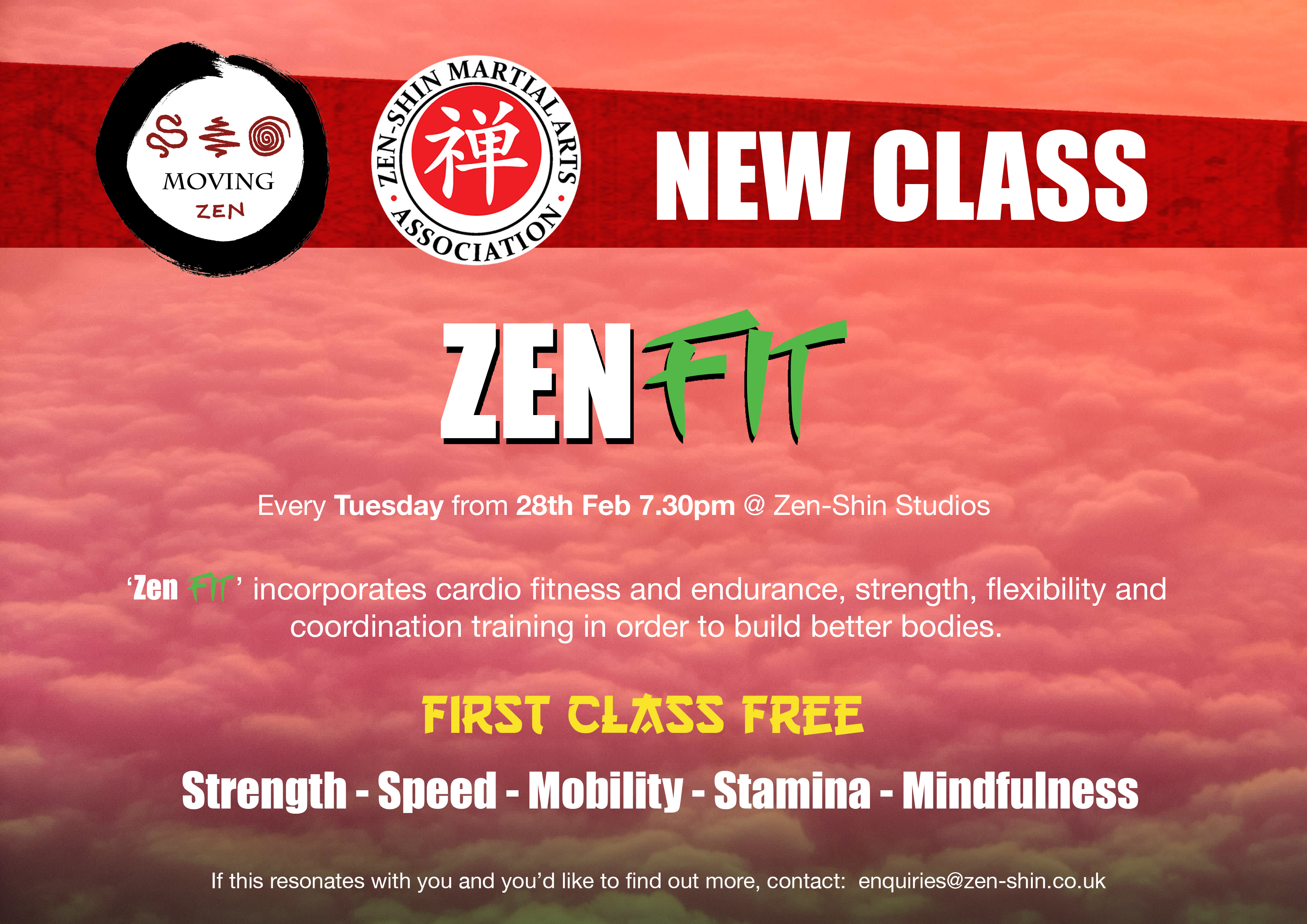 zenfit poster